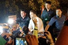 'BJP Shielding Brutality': Rahul Gandhi Leads Midnight March Over Kathua, Unnao Rape Cases