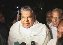 What led Dharam Singh to resign