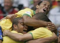 Brazil end African dream, Ghana out
