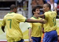 Ronaldo eyes the World Cup final