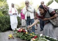 A-I bombing victims honoured