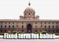 Coming soon: Fixed term for babus