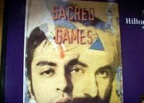 Vikram Chandra's <i>Sacred Games</i> out now