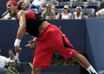 Nadal, Henin-Hardenne in quarters