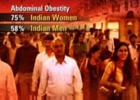 Indians rank high on obesity index