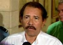 Daniel Ortega elected Nicaragua Prez