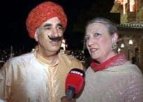 Rajasthan bathes in full-moon glory