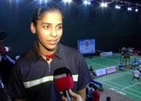 Indian shuttlers bow out of singles