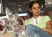 Sania happy with Asiad performance