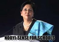 No fizzy drinks for kids: Nooyi