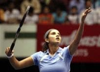 Asiad: Sania misses gold in singles