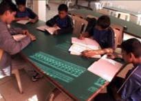 Tsunami kids chase Delhi dreams