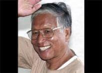 Top Naga rebel enters India quietly