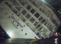 Sea Diamond crew charged with negligence