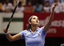 Sania eyes 2nd straight doubles title