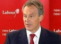 Finally, Blair decides to resign