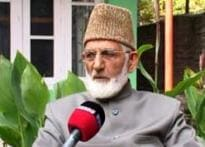 J&K: Geelani for right to self-determination