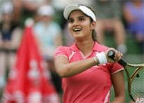 Sania-Chan enter quarters in Istanbul