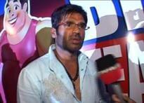 I hero-worship Dutt: Suniel Shetty