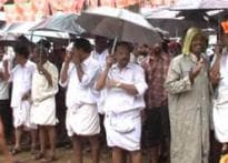 CPI-M youth wing takes to satyagraha