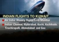 India, Kuwait set for a flight fight