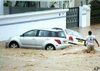 Cyclone Gonu leaves behind 28 dead