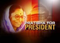 Pratibha Patil is UPA's candidate