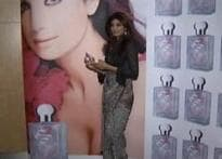 Shilpa launches her perfume brand