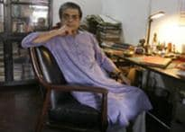 Satyajit Ray's son to turn his novels into films