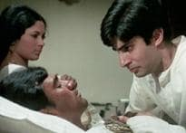 Big B on how <i>Anand</i> made him an instant star