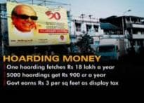 Chennai stripped of its 'hoarding city' title