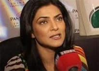 I am happy to be single, says Sushmita Sen