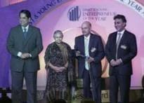 Raghav Bahl named Entrepreneur of 2007