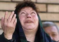 Ukraine mine blast kills 80, 20 still missing