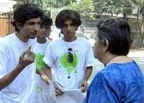 Mumbai's bright idea: Lights out, awarness in