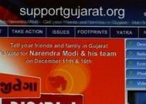 US Gujaratis begin ad blitz for Modi