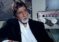 Bollywood gets vocal, supports Big B