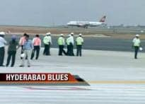 More Hyderabad blues for new airport