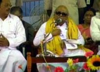 Karunanidhi rejects PMK's demand for RS seat