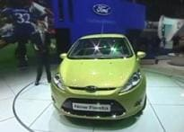 Small cars rule the roost at Geneva Motor Show