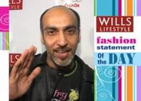 WIFW Fashion Statement: Manish loves his models