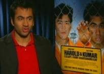 Kal Penn is back with <i>Escape from Guantanamo Bay</i>