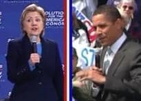Clinton, Obama fight on for pivotal Penn primary