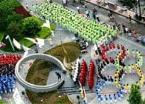 Olympic torch relay downscaled after quake hits China