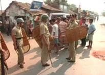 Woman stripped for refusing to join CPM rally