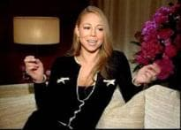 Mariah Carey tops the charts with <I>Touch My Body</I>