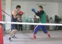 Boxing unites war-ravaged Iraq