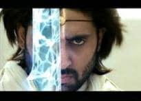 First look: Abhishek Bachchan in <I>Drona</I>