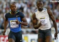 Gay, Powell, Bolt top contender for 100m title