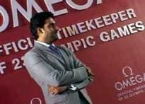 Junior Bachchan roots for India's Olympics team